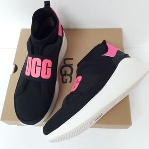 New UGG Neutra Neon Sneakers Size 8